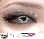 Catwa Sparkle Eyeshadow silver
