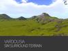 VARDOUSIA - sim surround terrain rezzer