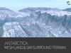 ANTARCTICA - mesh terrain & sim surround terrain rezzer