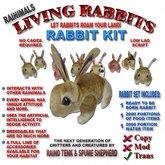 [Rainimal-SS] Living Rabbit - single Rabbit Kit V4