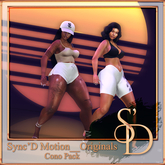 Sync'D Motion__Originals - Cono Pack