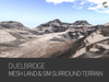 DUELBRIDGE - sim surround terrain rezzer