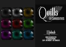 Quills & Curiosities - Moloch Eyes