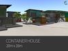 ContainerHouse (20m x 16m )