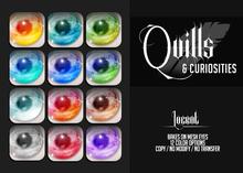 Quills & Curiosities - Lucent Eyes