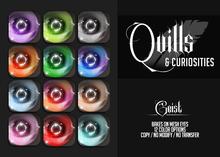 Quills & Curiosities - Geist Eyes