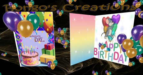 Astonishing Second Life Marketplace Bc Musical Birthday Card V1 Plays Personalised Birthday Cards Rectzonderlifede