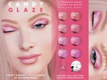 MGCK-SPDR : CANDY GLAZE - Rose/Pink - LeLutka HD Eyeshadow