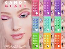 MGCK-SPDR : CANDY GLAZE - Megapack - LeLutka HD Eyeshadow