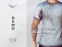 flow . Acid T-Shirt Demo