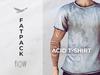 Flow acid t shirt fatpack