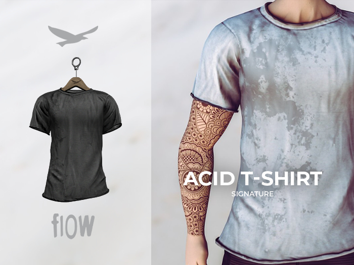 flow . Acid T-Shirt 02
