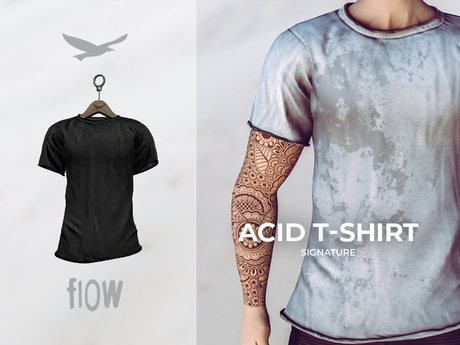 flow . Acid T-Shirt 03