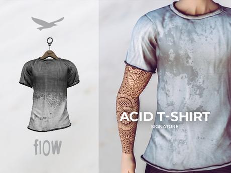 flow . Acid T-Shirt 04