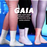 Gaia - danny fluffy socks//fullpack