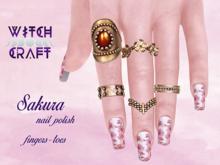 [WitchCraft] Sakura Nail Polish