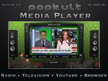 POPKULT MEDIA PLAYER 3.5 - 2021