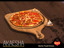[Akaesha Catering] Pizza Party Bento Food Givers (includes 10 pizza types)