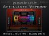 Popkult Media Player Affiliate Reseller Vendor 25%