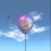 Latex Balloon - Love Be Mine Candy Hearts