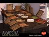 [Akaesha Catering] Pizza Party in Box Bento Food Givers (includes 10 pizza types)