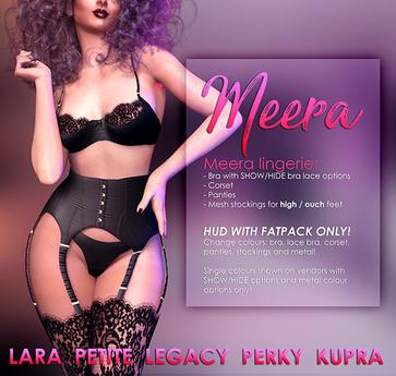 MAAI Meera lingerie * Lara&Legacy * HUD