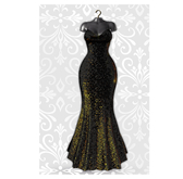 MAAI Mislava gown * Lara&Legacy&Kupra * Black