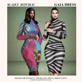 Gaia Dress FP{BR}