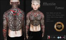 **UbS** Ilusion Tattoo