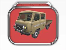 Farmer pickup truck 4x4