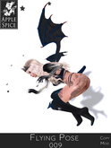 Apple Spice - Flying Pose 009