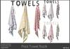 [Merak] - Pool Towels Rack