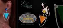 KUNGLERS - Elma earrings DEMO