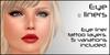 Ad eyeliners