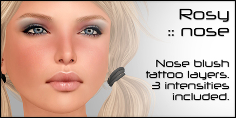 [:T:] Rosy nose tattoo layers