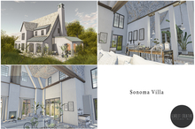 Scarlet Creative Sonoma Villa and Pool