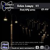 Siden Lamps V2