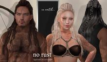 no.match_ ~ NO_RUST ~ BLaCk PaSsiOn