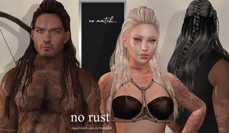 no.match_ ~ NO_RUST ~ ESSENTIALS