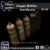 Oxygen Bottles