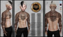 **UbS** BlooMy Tattoo