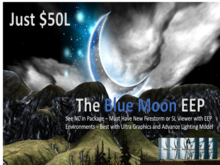 BLUE MOON Custom EEP Setting