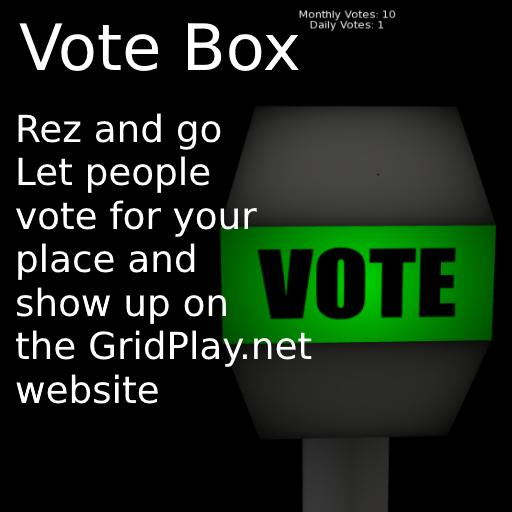 Voteable Box