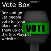 Voteable Box