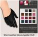 Izzie's - Short Leather Gloves Applier HUDs