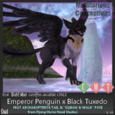 [MC] BRDMRT Griff Coat Emperor Penguin x Blk Tux [add me]