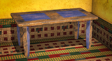 <Aphrodite>  Mexican dining table (Boxed)