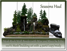 Mesh Rock Wall-Border with Way and River Seasons Hud copy-mody