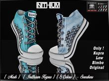 [ Mesh ]  [ Inithium Kupra ] [ 8 Colors ] - Sneakers