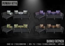 Rumah Kita - Bangku Chair & Sofa Fatpack